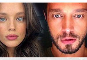 Murat Boz ve Emily DiDonato Şaşırtan Benzerliği!