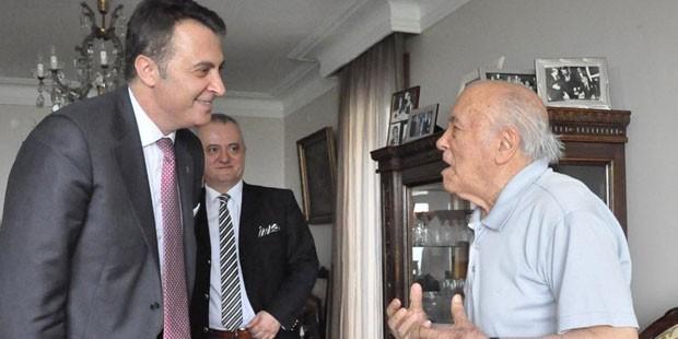 Kara Kartal'ın Eski Başkanı Gazi Akınal Vefat Etti