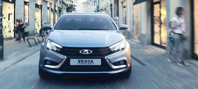 2015 Lada Vesta Türkiye'de Fiyatı Ne Olacak