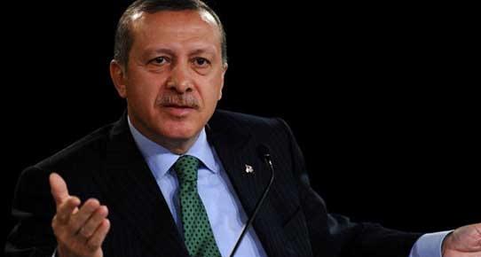 Erdoğan 'Şahsımı ve ailemi tehdide başladılar'