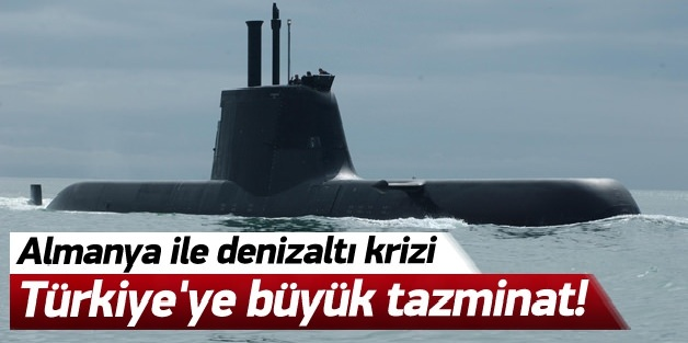 Almanya Türkiye'ye Büyük Tazminat Ödeyecek!