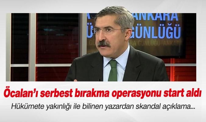 Öcalan'ı Serbest Bırakma Operasyonu Start Aldı!