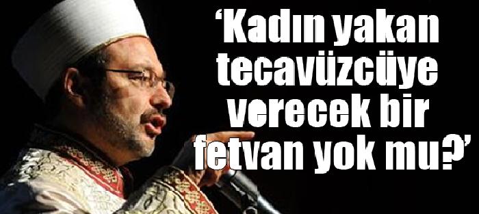 """Ahmet Hakan:  """"Ne hikmetse bu'Diyanet ', bir gün olsun. .. '"""