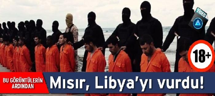 IŞİD 21 Mısırlıyı İnfaz Etti!