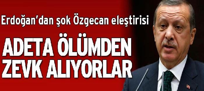 Cumhurbaşkanı R.Tayyip Erdoğan'dan Çarpıcı Açıklamalar