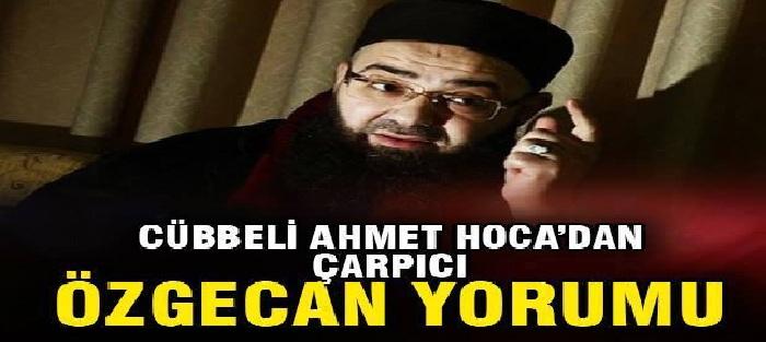 Cübbeli Ahmet Hoca Özgecan Cinayeti İçin Konuştu