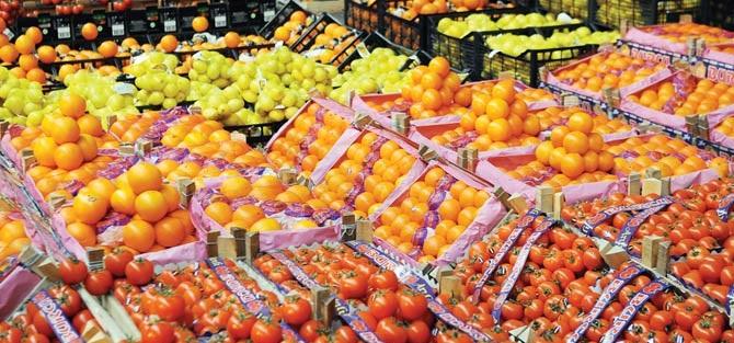 Meyve-Sebze Fiyatlarını Soğuk Vurdu! Cep Yakıyor