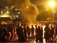 Hakkari'deİlk Nevruz Ateşi Yakıldı