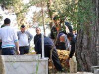 Ölen Mahkumun 2 Gün Önce Mezarı Açıldı