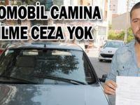 Araç Camına Cam Filmine Ceza Yok