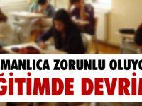 Osmanlıca Artık Lise Müfredatında
