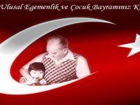 23 Nisan Ulusal Egemenlik ve Çocuk Bayramı Doodle Oldu!