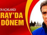 Hamza Hamzaoğlu Kesin Olarak Artık Galatasaray'ın Teknik Direktörü !