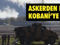 Askerden Kaçıp Kobani'de Yaralandı...