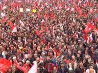 Kemal Kılıçdaroğlu CHP ANTALYA Mitingi