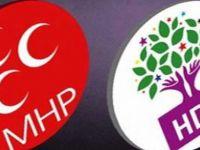 Kocaeli'de MHP'ye HDP şoku!