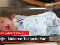 Bu Bebeğin Binlerce Facebook Takipçisi Var