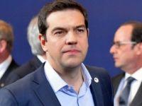 Yunanistan'da Siyasi Deprem