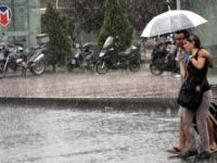 Türkiye Kavrulurken Bu 6 İlde Yağmur Var