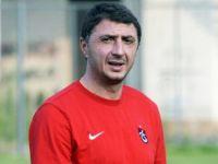 Trabzonspor'da Şota'dan İstifa Açıklaması