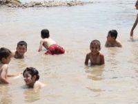 Adana'da Çöl Sıcakları Bunaltıyor