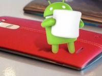 LG G4 ve G3 İçin Marshmallow Geliyor!