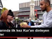 Hayatlarında İlk kez, Kur'an Dinleyen İngilizler