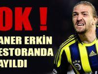 Caner Erkin Restoranda Bayıldı!
