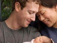 Mark Zuckerberg Baba Oldu, Hisselerinin %99'unu Bağışladı