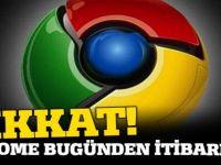 Chrome 47 Güncellemesi Yayınlandı