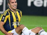 Fenerbahçe'de Van Persie Endişesi