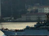 Rus Fırkateyninden Türk Balıkçı Teknesine Uyarı Ateşi