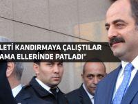 Zekeriya Öz'ün 14 Aralık Operasyonu Tweetleri