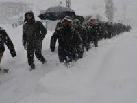 Dikkat! Hava Durumu Kar Yağışı İçin Yeni Tarih!