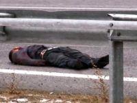 Başkent'te Sır Dolu Cinayet! Cesedi Otobana Attılar