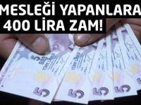Maaşlara 1400 Lira Zam