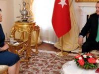 Erdoğan'dan Leyla Zana'ya Yeşil Işık!