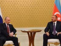 Aliyev ile Putin Arasında Kritik Görüşme!