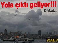 Dikkat: Balkanlar'dan Soğuk ve Yağışlı Hava Geliyor !