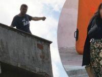 Manisa'da Çatıya Çıkan Genç 5. Kattan Atladı