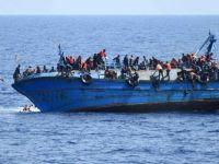 Akdeniz'de Ağır Bilanço: Ölü Sayısı 700'ü Buldu