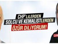 Cemaat Yazarı CHP ve Kemalistlerden Özür Diledi!
