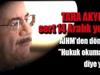 Taha Akyol'un 14 Aralık Operasyonuna Sert Dille Yorumladı