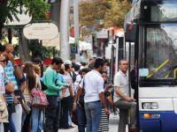 Başkent'te Toplu Taşımaya Zam Geldi