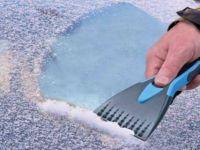 Donmuş Araç Camlarını, Bilim ile Temizlemek