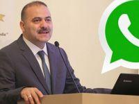 BTK Başkanı'ndan Çok Önemli WhatsApp Uyarısı