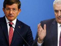 Başbakan'a Ahmet Davutoğlu Soruldu... Televizyonda Gergin Anlar