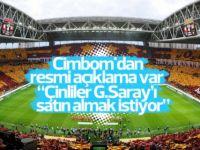 Çinlilerden Galatasaray'ı Bize Satın Teklifi