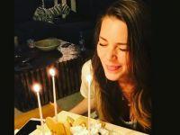 Aslı Enver'in Doğum Günü Dileği