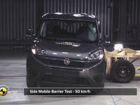 Fiat Doblo Euro NCAP Çarpışma Testleri (3 Yıldız)